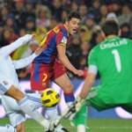 Barca turpëron Real Madridin