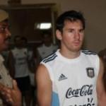 Messi tek varri i Nënë Terezës