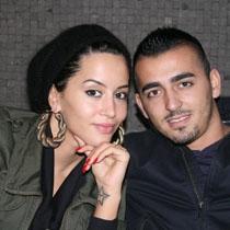 Këngëtarja kosovare, Dafina Zeqiri besohet të jetë ndarë nga i