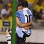 Argjentina mposht Kolumbinë