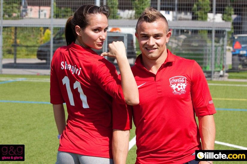 Lojtari me origjinë Kosovare, Xherdan Shaqiri arriti që të