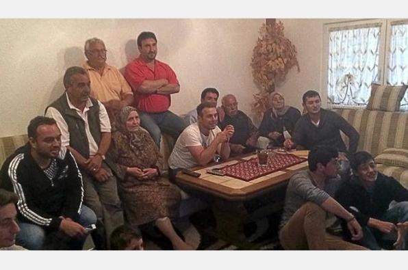 Festa e familjes Mustafi nga Gostivari