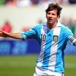 Messi rrah Brazilin