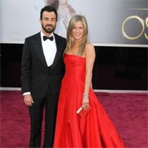Jennifer Aniston dhe Justin Theroux