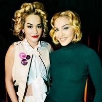 Rita Ora dhe Madonna