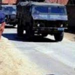 Policia serbe rreh para familjes një shqiptar