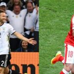 Gostivari i veçantë me dy futbollistët shqiptar Admir Mehmedin dhe Shkodran Mustafin që shënojnë në Euro 2016
