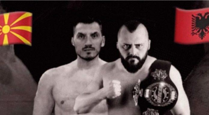 Photo of Shqiptari nokauton maqedonasin në ring (VIDEO)
