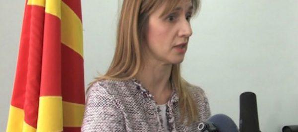 Anita Angellovska - Bezhovska ka komentuar Ligjit për përdorimin  e gjuhëve