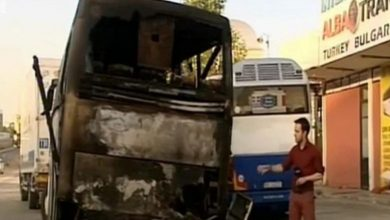 Photo of Digjet autobusi i kompanisë shqiptare në Athinë