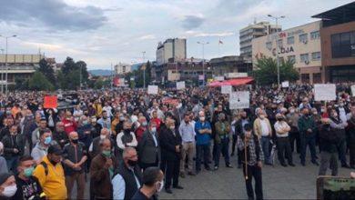 Photo of Të premten protestohet sërish kundër shtrenjtimit të rrymës në Maqedoninë e Veriut