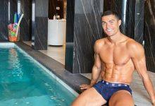 Photo of Pishina luksoze e sauna, Cristiano Ronaldo shijon vetizolimin ndërsa u infektua me COVID-19